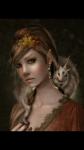 ((bold))ASIMI((ebold)) Stadt: Athen Gött/in: Persephone, Apollon, Hades Rang: Wahrsagerin Aussehen: blonde, Lange Haare, grüne Augen, ein Einhörnch