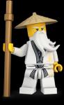 Heißt der alte Mann Sensei Yang?
