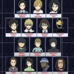 Ich weiß, diese Frage ist sehr voraussichtlich, aber wen von den folgenden Charakteren magst du am meisten?
