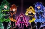Die Shadow Force... F: Wer sind die Shadow Force? A: Das sind die neuen Feinde von denn Glitter Force und sind genau wie die nur kopiert und böse F: