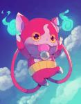 Der Katzen Yo-Kai Jibanyan!