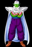 Piccolo ist im Turnier der Kraft ausgeschieden.