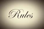 ((bold))Die Regeln ((ebold)) ((bold))1.((ebold)) Steckbrief ((bold))1.1((ebold)) Niemand ist perfekt. ((bold))1.2((ebold)) Niemand ist allmächtig. ((
