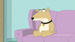 Der Hund, der Brian ersetzt hat, heißt Timmy