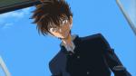 Kaito Kurobas Identität etc.: Kaito 174 cm groß, wiegt 58 kg, sein IQ 400 und ist Blutgruppe B