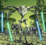 General Grievous ist kein Droide.