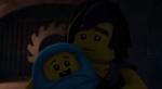 Das Baby! Die Frage ist; wer ist es? Vielleicht Wu? Oder ist es mit Cole verwandt? Wer weiß...: D