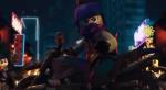 Ultra Violet. Ob sie vielleicht sogar Cole's Mutter ist? XD (Mir würde es gefallen.)
