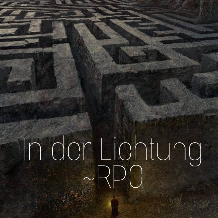 In Der Lichtung Maze Runner Rpg