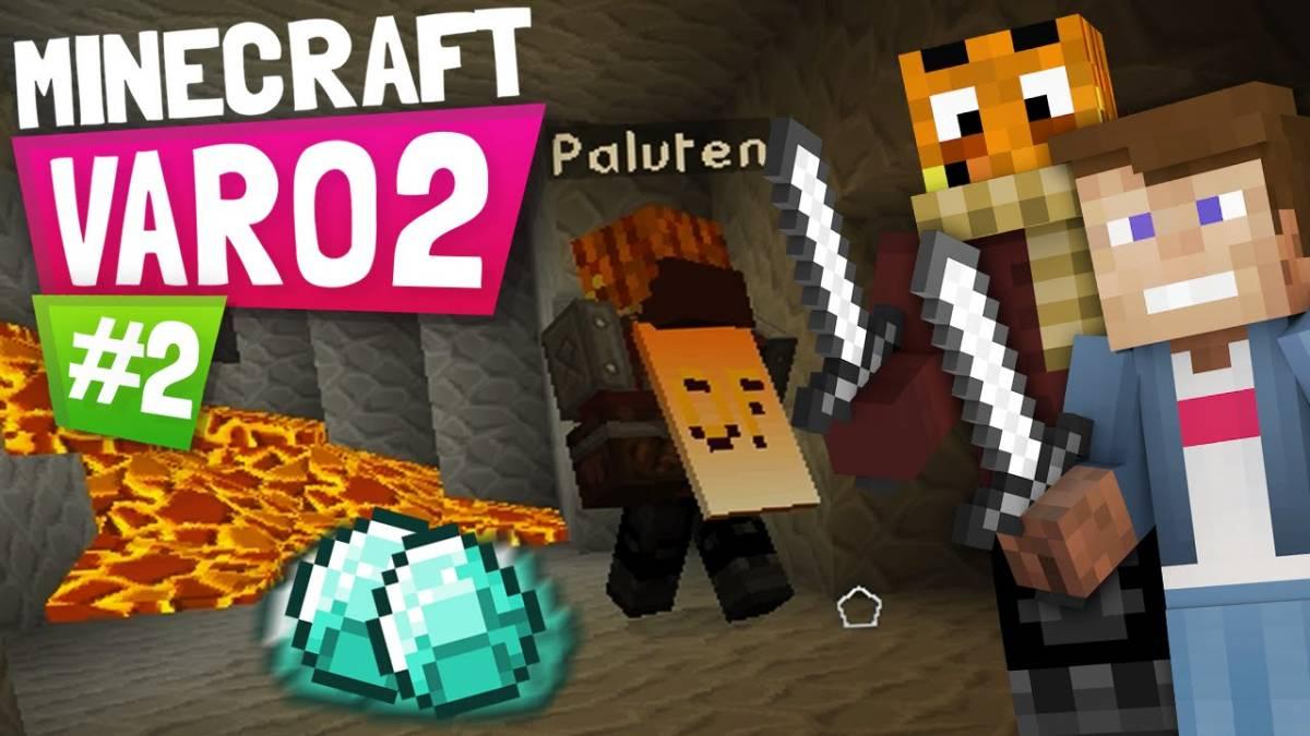 Palutens Projekte - Minecraft varo spiele
