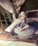 Als Prinzessin Übrigens haben alle Prinzessinnen solche riesen Bette
