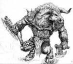Wie heißt der griechische Heroe, der den Minotaurus im Labyrinth besiegte?