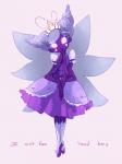 Vorname: Galaxy Nachname: Butterfly Spitzname: / Aussehen: Bild Charakter: wie Star und Sun nur etwas böse Mag: Tofee, Ludo, Dunkelheit, JungsxD Mag