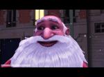 Ich (Marinette) hatte diesen Weihnachtsmann auch schon mal gesehen, er trägt eine Mütze mit (...) Bommel/n und einen schönen roten Mantel mit einem