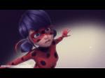Während meiner Suche nach Adrien als Ladybug sah ich, dass Cat Noir eine Plakatsäule mit Werbung für das Parfüm (...) zerstört hatte.