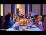 Als ich (Marinette) und Adriens Freunde gegessen haben, bei Adrien Zuhause, hat er (...) noch fröhliche Weihnachten gewünscht. Bis bald liebes Tageb