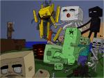 Was magst du in Minecraft GAR NICHT?
