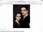 Edward und Bella sind ein Traumpaar