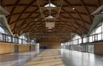 ((cur)) //Orte// ((ecur)) ((bold)) Die Sporthalle ((ebold))
