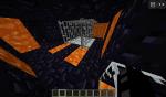 Das ist ein kleiner Teil des Vulkanbioms. Das Biom ist sehr groß und enthält ein wahres Labyrinth aus Gängen!