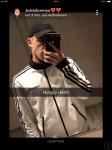 Justin heißt auf Snapchat itzjustinlorenzo (28.2.18)