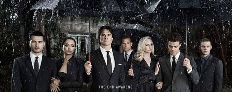 The Vampire Diaries Test über Die 8 Staffel