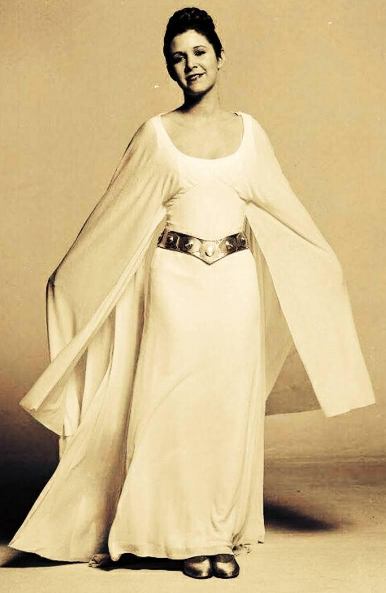 Welcher Weiblicher Star Wars Charakter Bin Ich