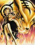 Wer hat Naruto den rasen shuriken beigebracht?