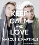 Wie heißt Marcus' und Martinus' kleine Schwester?