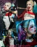 Name; Nachname: Cat Angel Napier Alias: Princess Harlequin, Jokers Kittie Geschlecht: weiblich Alter: 21 Eltern: The Joker & Harley Quinn Statur: klei