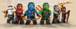 Ninjago Quiz - Alles über Ninjago