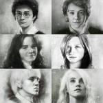 Wen hat Malfoy in den 6. Teil verzaubert? Wahr: Kathi Bell Falsch: Hermione Granger