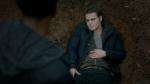 Von wem wurde Stefan fast mit einer Pistole getötet?