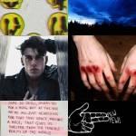 #Aurin Tybalt# ^Sie sagen, er sei der verrückte Junge. Sie nennen ihn den verrückten Jungen. Leicht zu sagen, wenn sie das Risiko nicht eingehen ihm