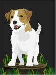 Die schönsten Hunde-Grafiken