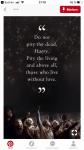 Wieso sah Dumbledore Harry im fünften Jahr nicht in die Augen?