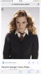Hermine spielt Quiddich.