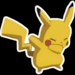 Luca hat mal ein Video aufgenommen wo es um Pokémon in 3D ging.