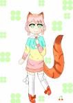 Kirushu chibi ^^ falls ihr meine alte Liste nicht kennt, Kirushu ist die Vermenschlichte Form von Cherrypaw >.<