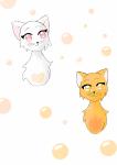 Für Sonni:). Das sind Sweetheart (oben) und Amberfire (dann logischerweise unten cx) Iwie hat mein Schreib-tool nicht funktioniert, sonst wären auch