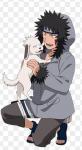 Fangen wir ganz leicht an ... Wer ist Kibas bester Freund?