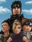 [NARUTO] - Wie gut kennst du das Team 10?