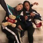 Wie heißen Nura und Juju auf Instagram?