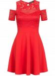 Dein Favorit hat dich gefragt . Welche Farbe soll dein Kleid haben?