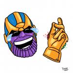 Galaga Guy stirbt nachdem Thanos schnippst?