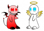 In Fabeln gewinnt am Ende immer das Gute und die Bösen werden bestraft.