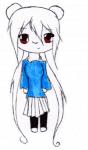 Name: Fio Yorshiro Spitznamen: Fiolein Charakter: Fio erinnert, trotz ihrer 20 Jahren, an ein kleines Kind. Sie albert oft herum, sieht die Welt aus e
