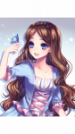 Mein (Sienna;)) zweiter Chara: Name: Amelie Cula *Spitzname: Amy, Mel, Melli, Lie Geschlecht: weiblich Alter: 16 *Geburtstag: 1.1. Wesen: Vampir AGs: