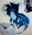 ((unli)) Dragon's Steckbriefe((eunli)) Name: ((red))Amber((ered)) Pokémonart: Sarkez Geschlecht: Weiblich Markenzeichen: Hörner leuchten nachts