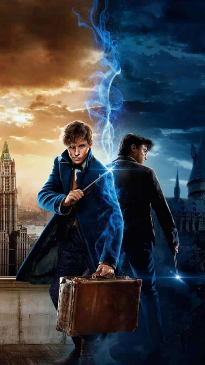 Harry Potter Geboren